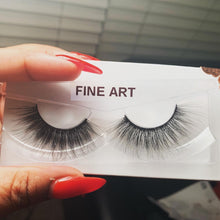 Load image into Gallery viewer, Lashes- Fine Art - Loving Lacquer Cosmetics