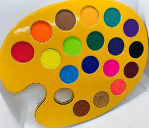 Paint Palette -Edition One - Loving Lacquer Cosmetics