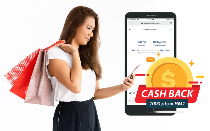 How to Redeem Cash Back?