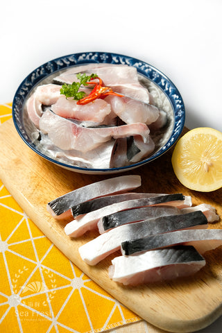 Patin Fish Fillet / Silver Catfish Fillet / 巴丁鱼起肉片