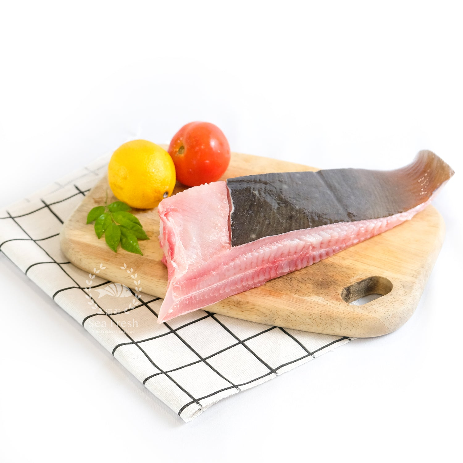 Stingray Steak / IKan Pari / 方鱼肉扒