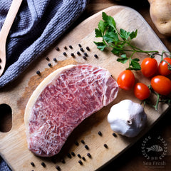 [Double Deal] Australian Meltique Beef Striploin / 澳洲霜降牛排