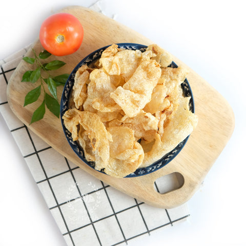 Fish Maw (Fried) / 鱼漂 (炸)