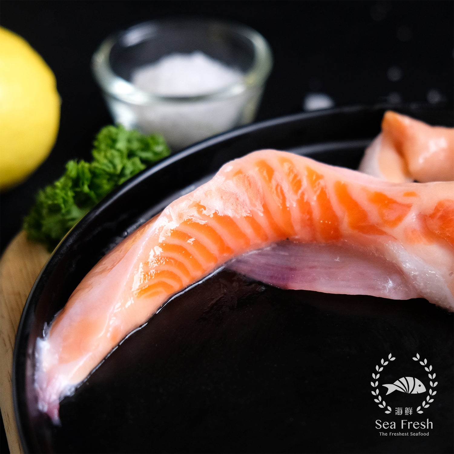 Sashimi Salmon Trout Belly / 三文鱼肚腩