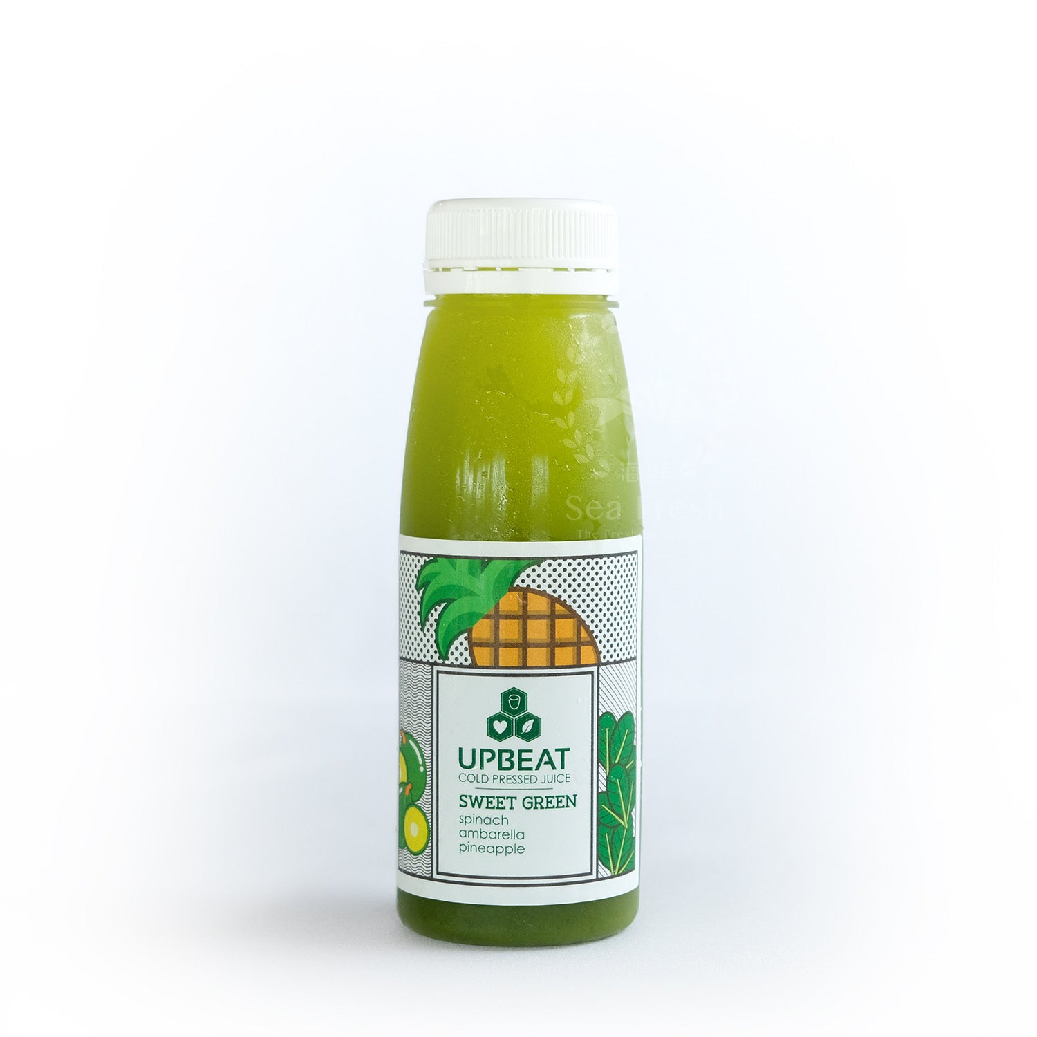 Fresh Cold Pressed Juice | 新鲜冷榨汁