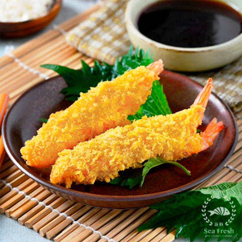 Breaded Torpedo Shrimp / 面包炸虾
