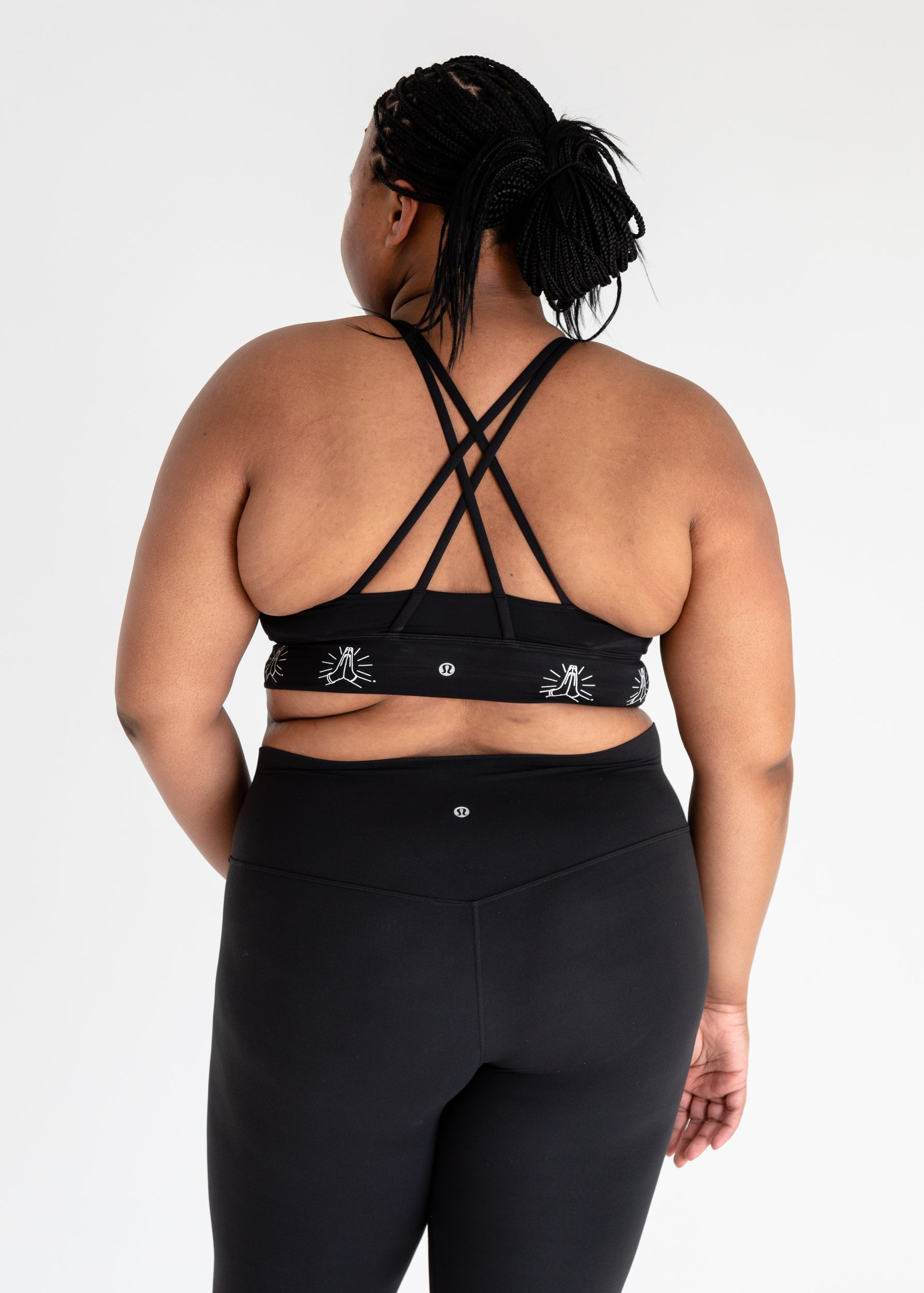 Y7 / Lululemon Energy Long Line Bra