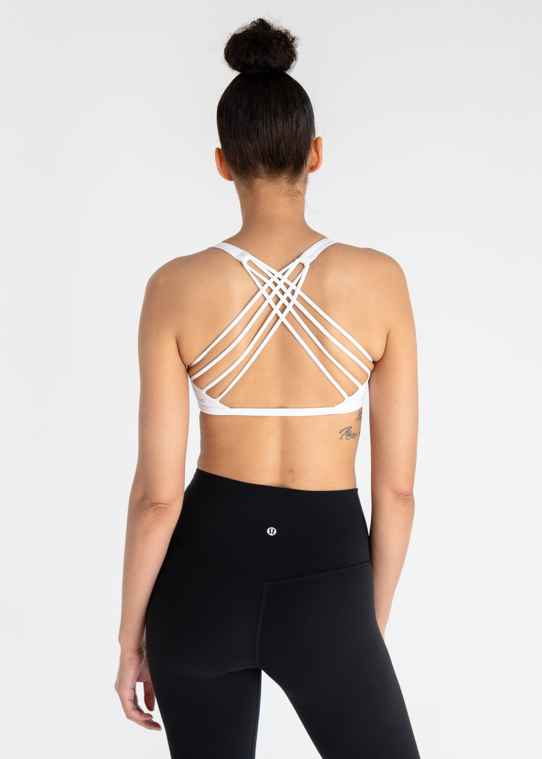 Y7 / Lululemon Free To Be Wild Bra