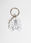 Prayer Hands Keychain