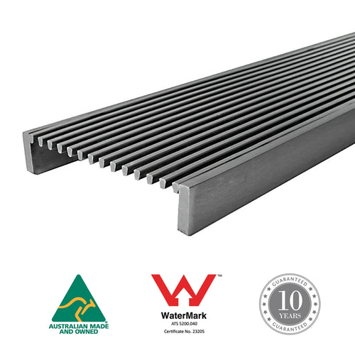 Wedge Wire Channel Grate
