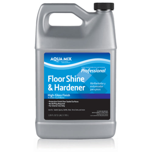 Floor Shine and Hardener