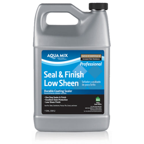 Seal and Finish Low Sheen
