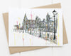 Albert Dock Card