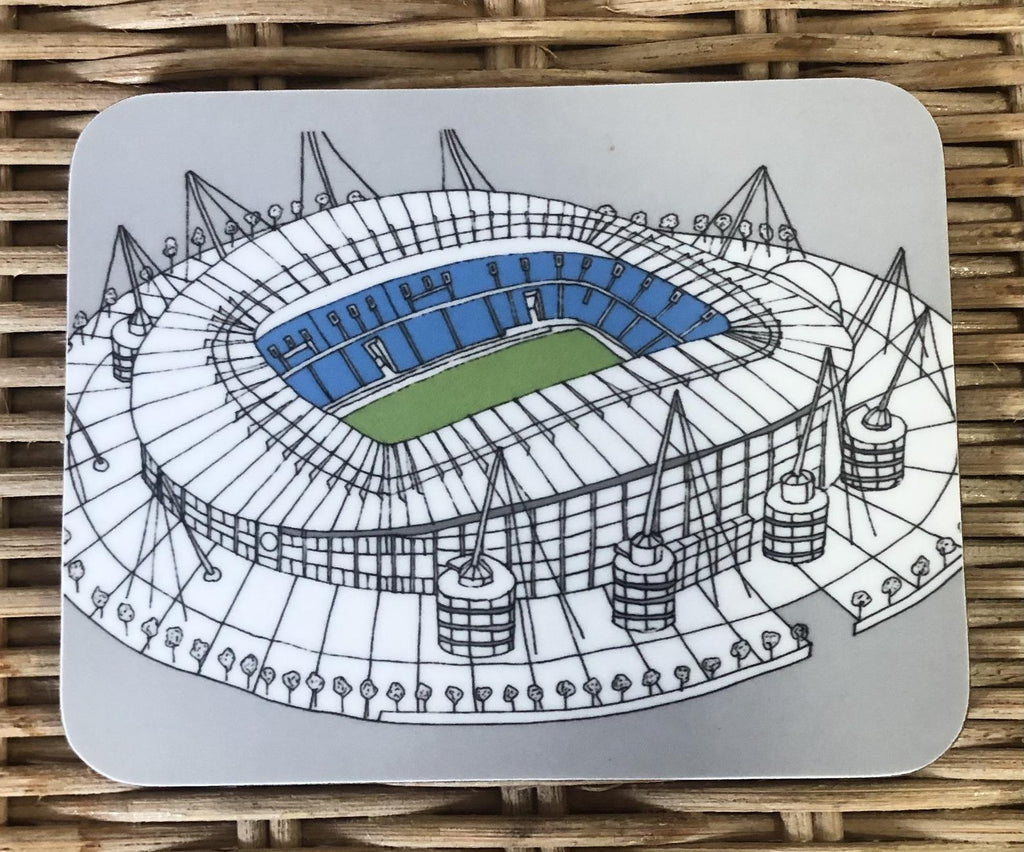 Etihad Man City Coaster