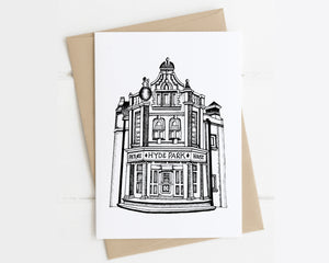 Leed Hyde Park Card