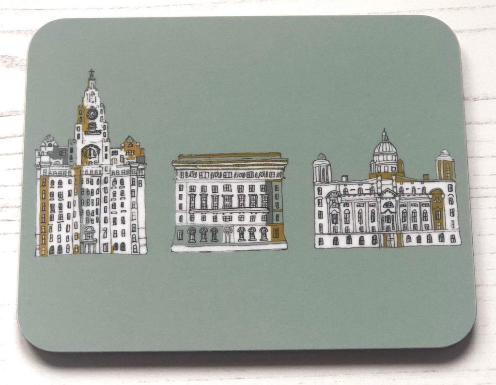 Three Graces Coaster