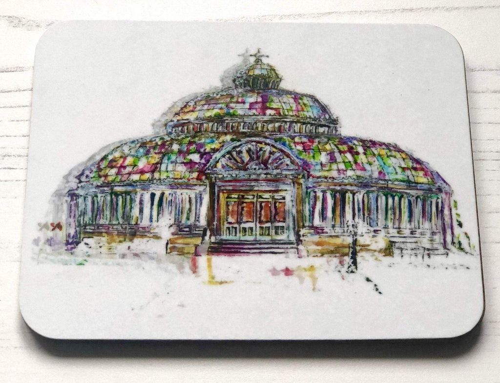 Palm House Coaster