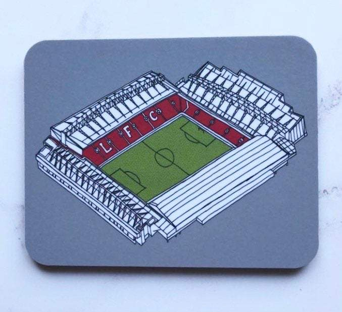 Anfield coaster