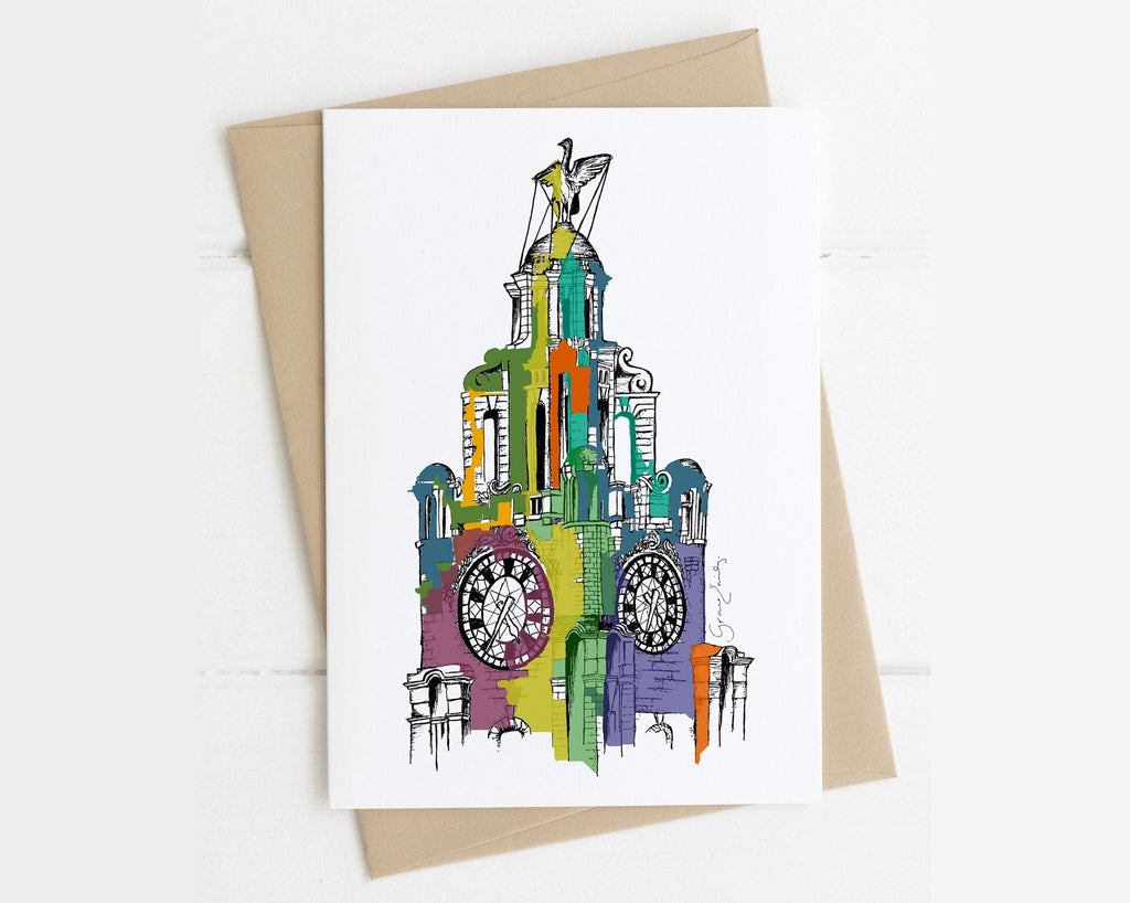 Liverbuilding Card
