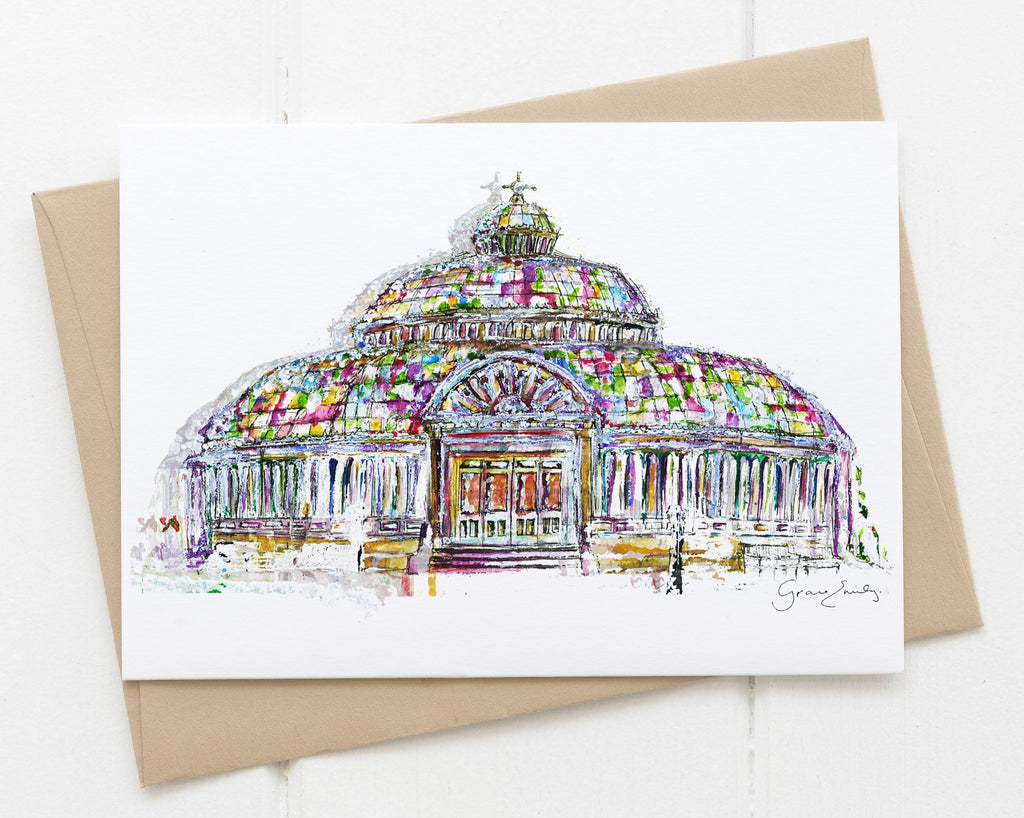 Palm House Card