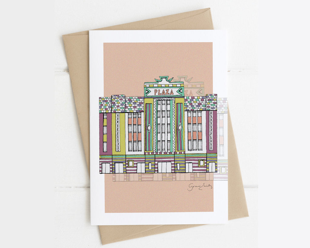 The Plaza Stockport card