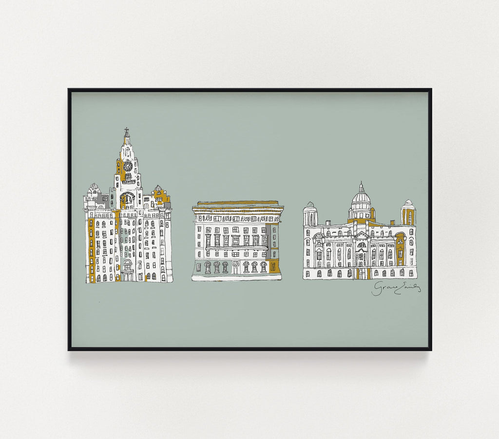 Three Graces Print