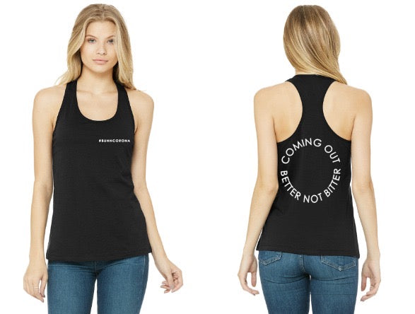 Ladies Tank (PRE-ORDER) The Ultimate Confidence #BUNNCORONA