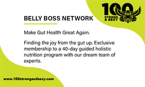 Belly Boss Network 100 SAS Members Only