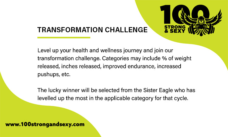 Transformation Challenge - 100 SAS Members Only