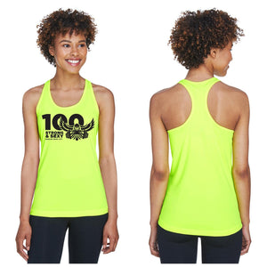100 SAS C9 YELLOW Tank Top - PRE-ORDER - Limited Edition
