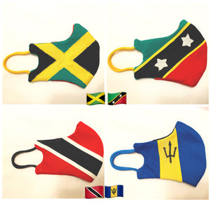 Fashionable FLAG Masks! Adult & Children's