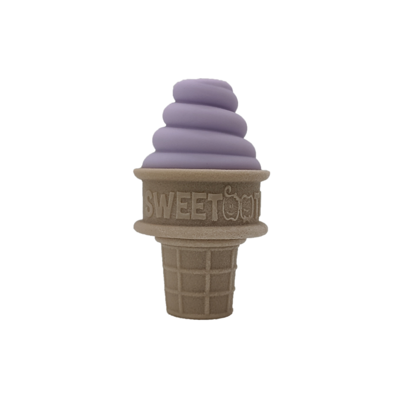 Sweetooth Baby Ice Cream Cone Teethers