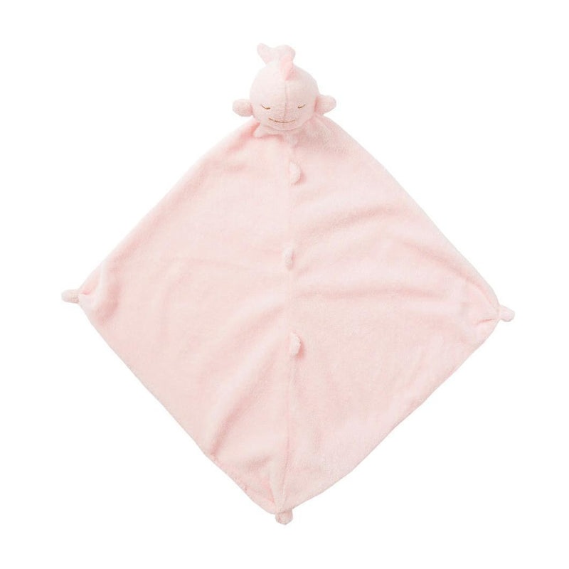 Whale Blankie - Pink