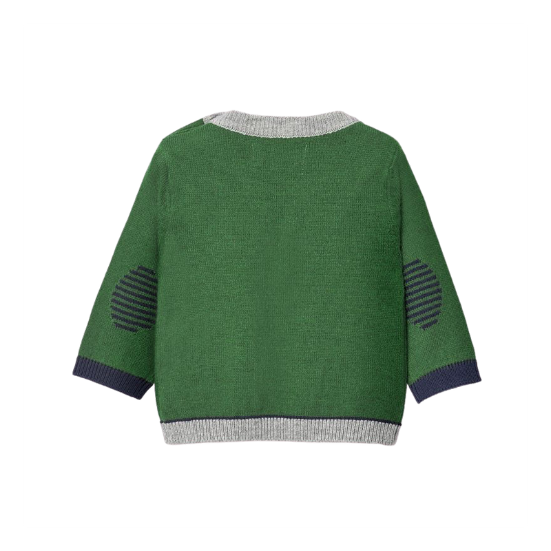 Moss Knit Sweater