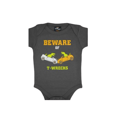 Beware Of T-wrecks T-Shirt