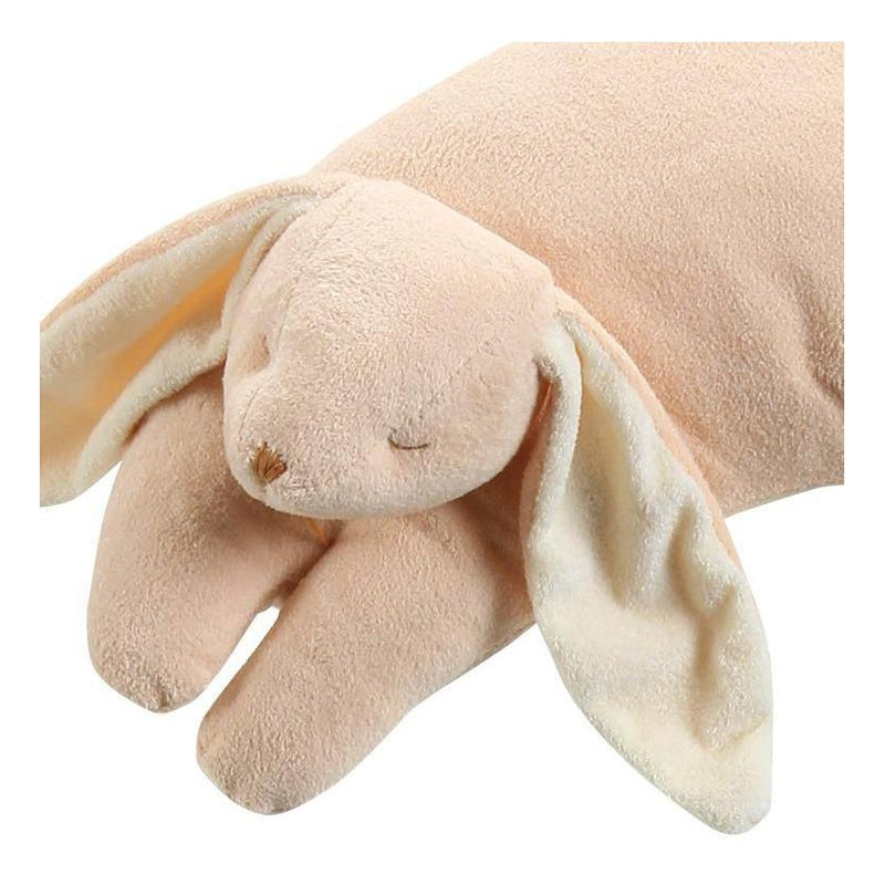 Nestled Bunny Pillow