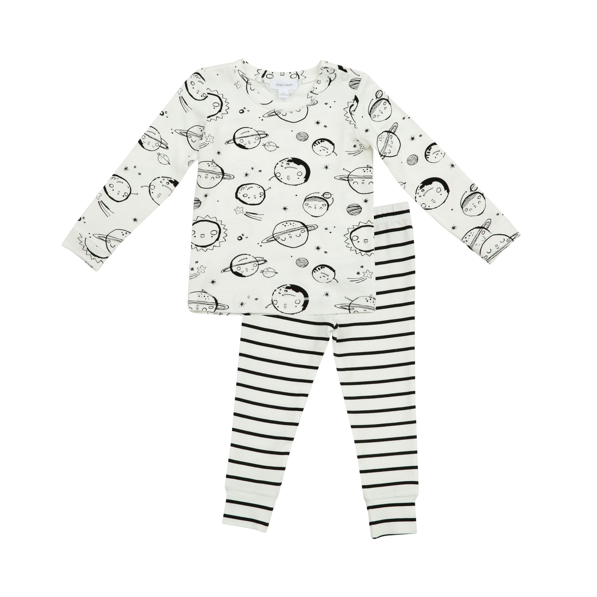 Huggable Planets Lounge Wear Set