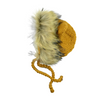 Mustard Lennon Lion Knit Hat