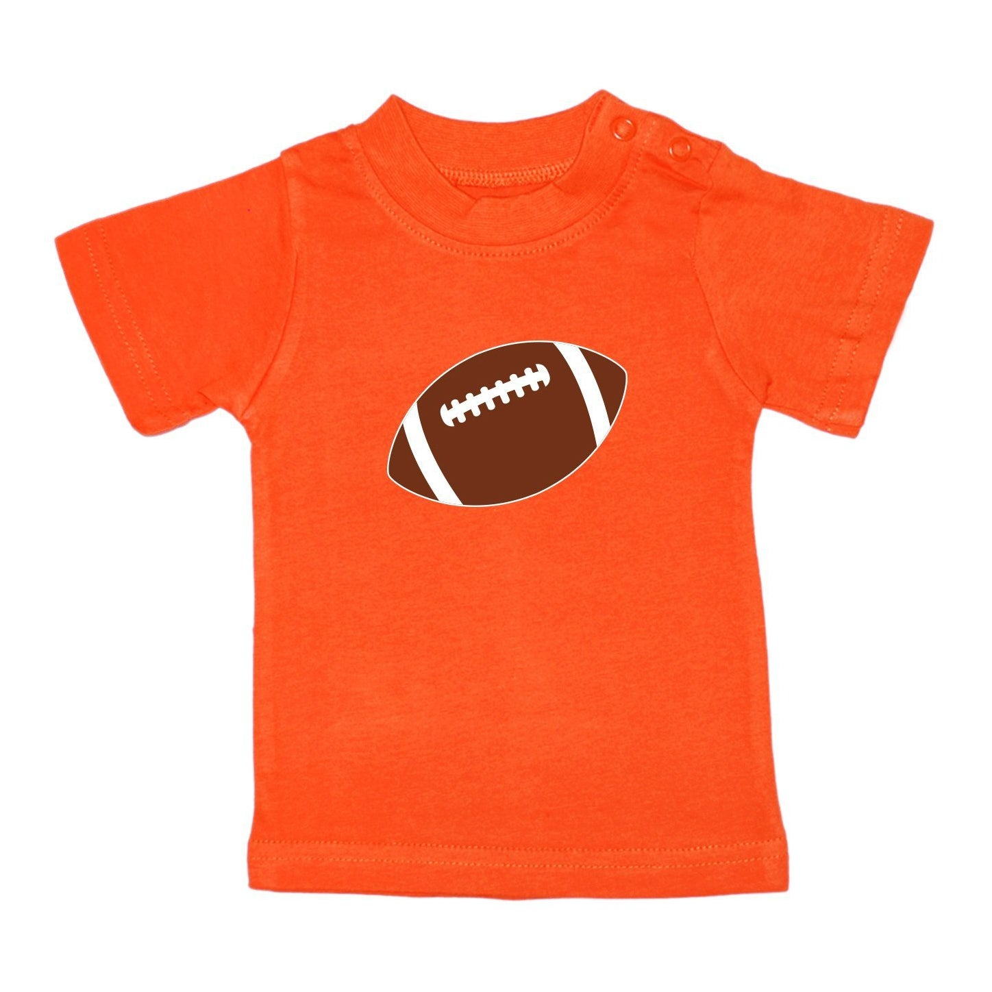 Short Sleeve Tee - CLE Browns - Orange