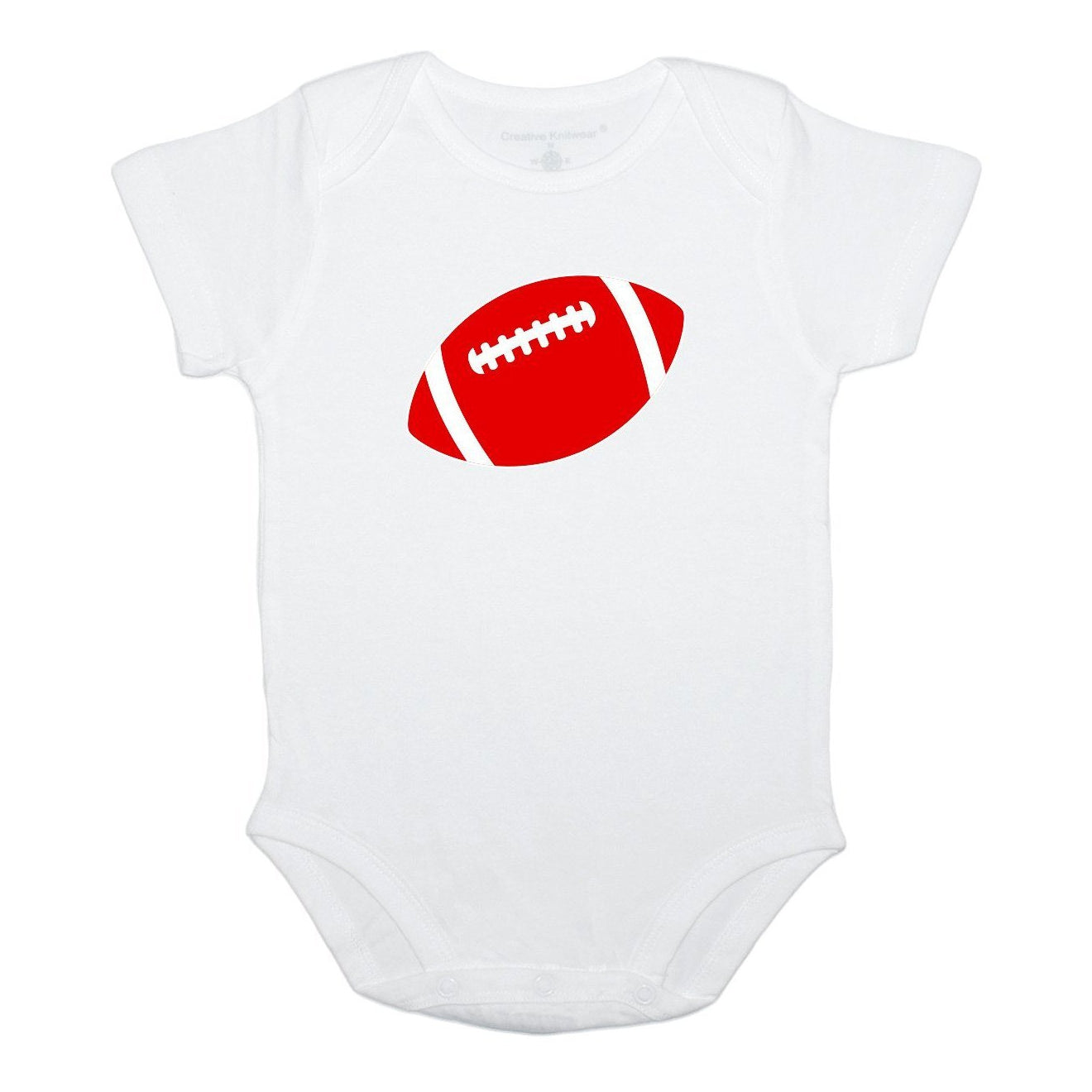 Ohio State University Short Sleeve Onesie