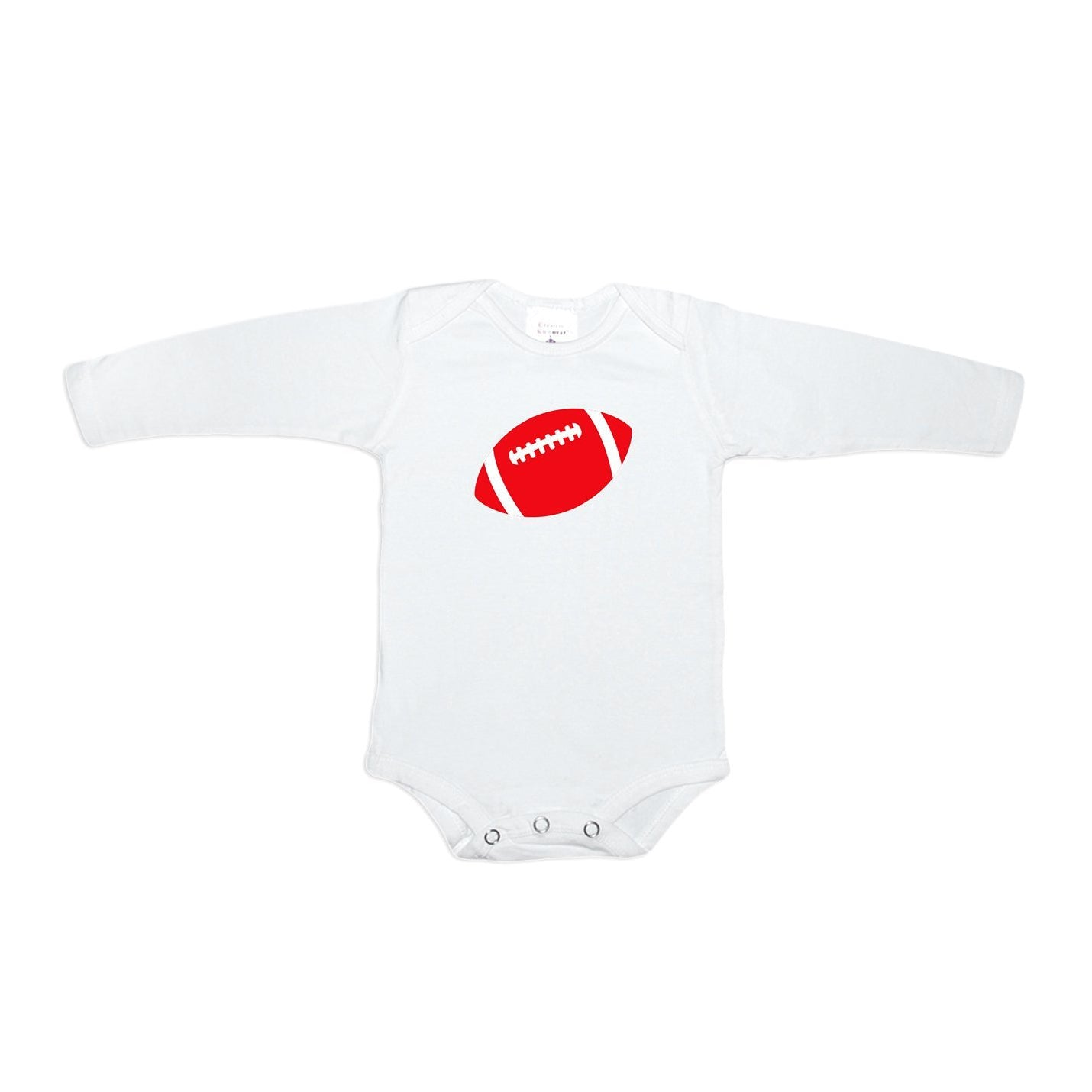 Ohio State University Long Sleeve Onesie