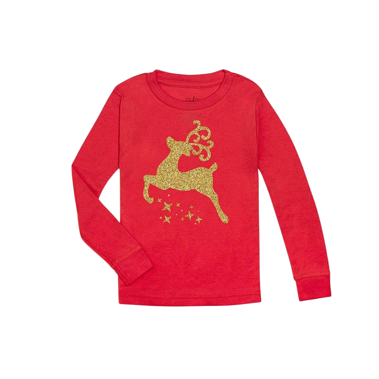 Christmas Reindeer Long Sleeve Shirt