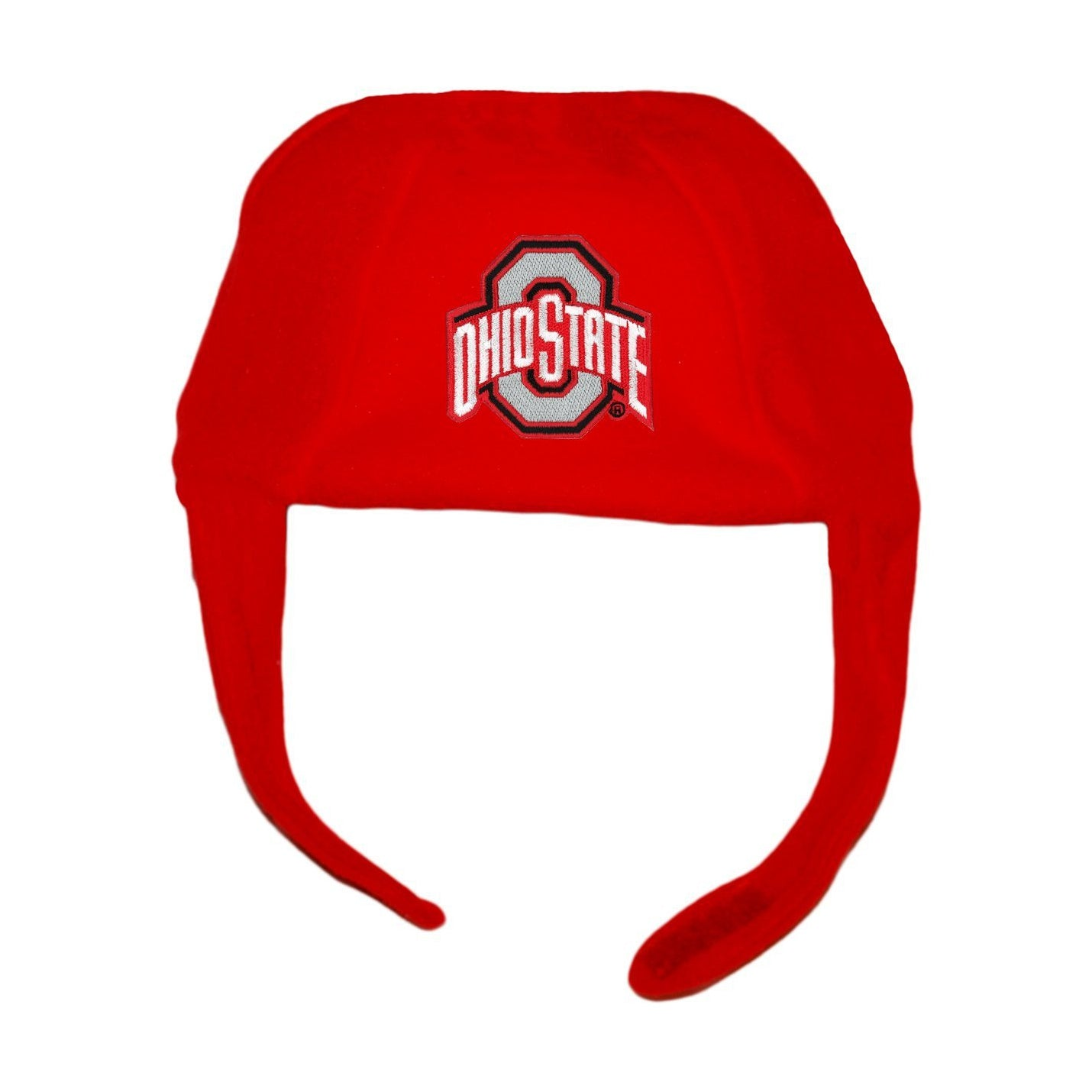 Ohio State University Chin Strap Hat