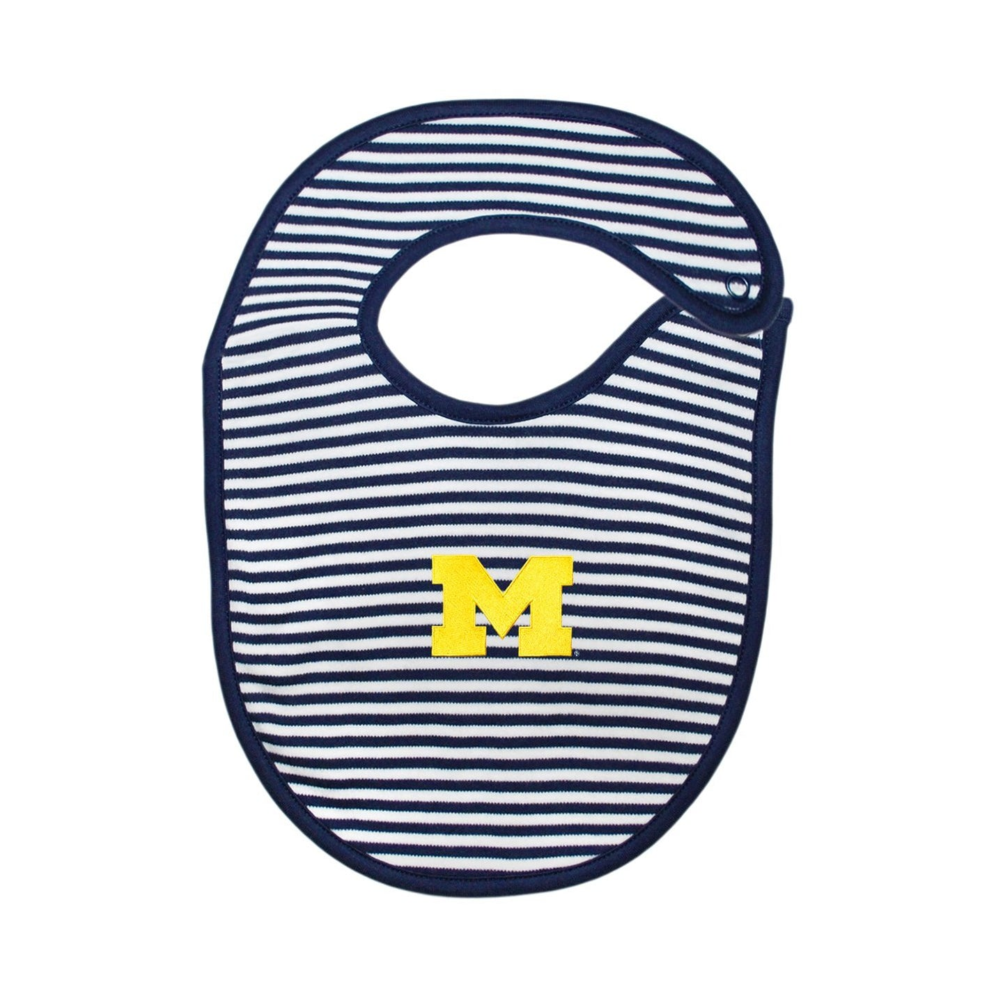 University of Michigan Striped Bib