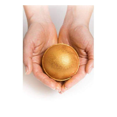 The Golden Bath Bomb