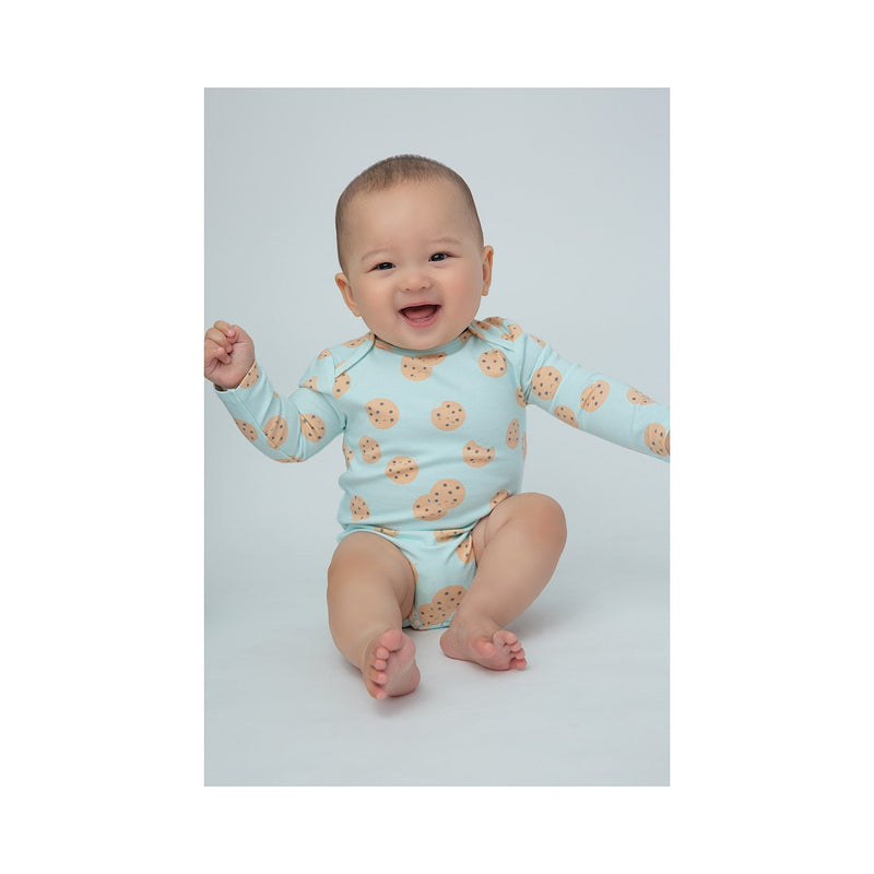 Cookies Long Sleeve Onesie