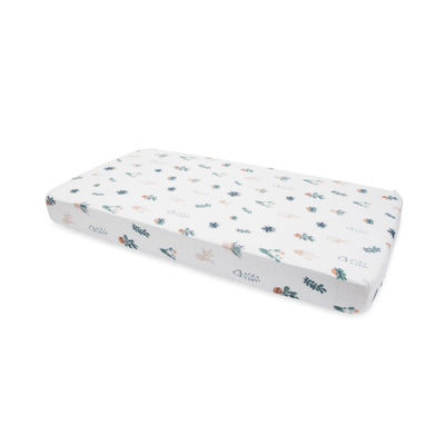 Bison Cotton Muslin Changing Pad Cover