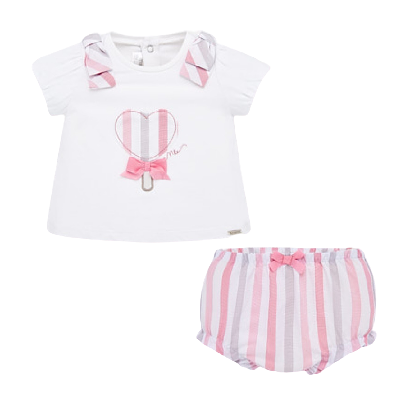 Lovely Lollipop Bloomer Set