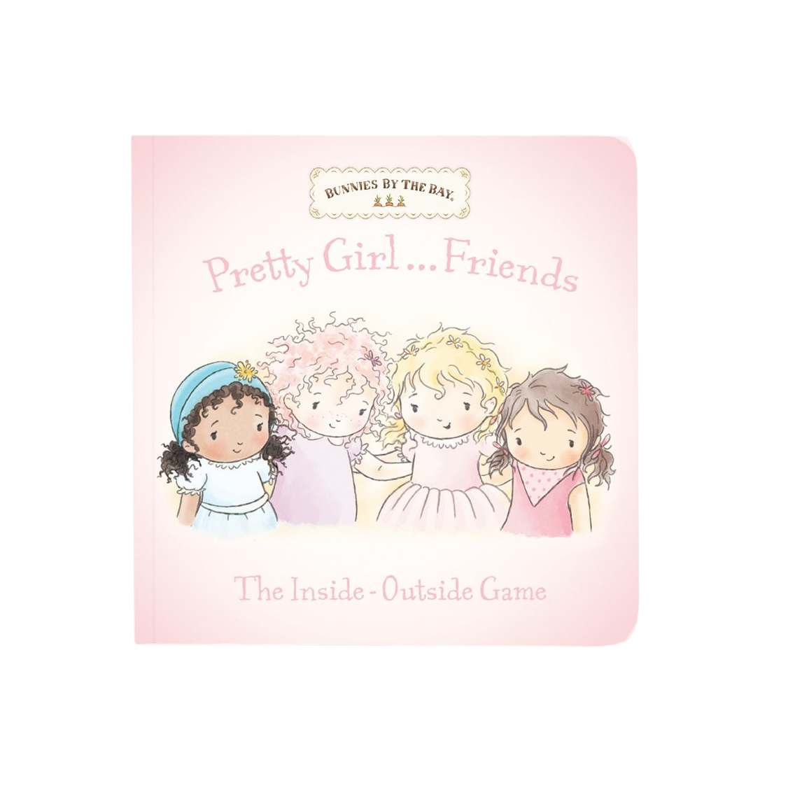 Pretty Girl Friends Book