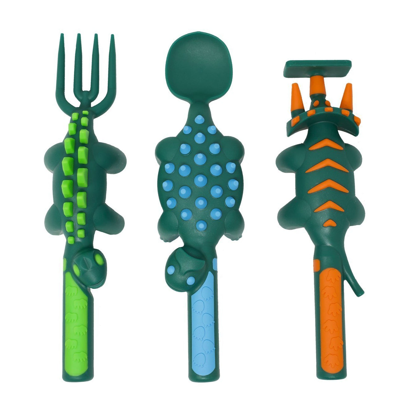 Dino Eating Utensils